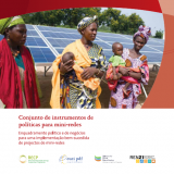 Portuguese version of the RECP Mini-grid Policy Toolkit