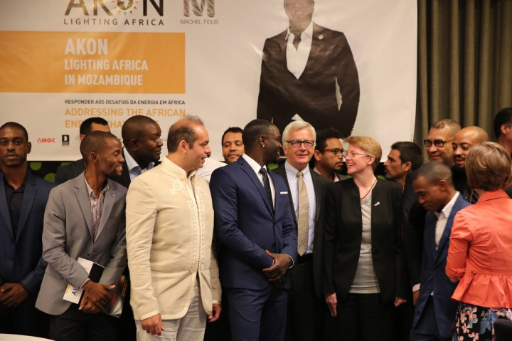 Akon Lighting Africa Initiative will Electrify Rural Mozambique