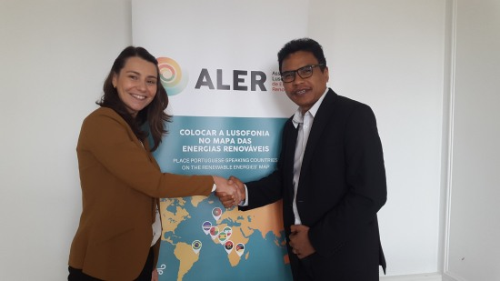 ALER and CLUB-ER signed a partner agreement to promote the rural electrification in Africa