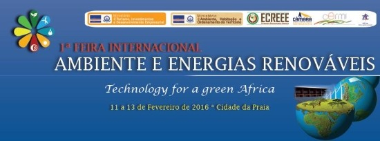 1st Cabo Verde International Environment and Renewable Energy Fair (FIAER 2016)