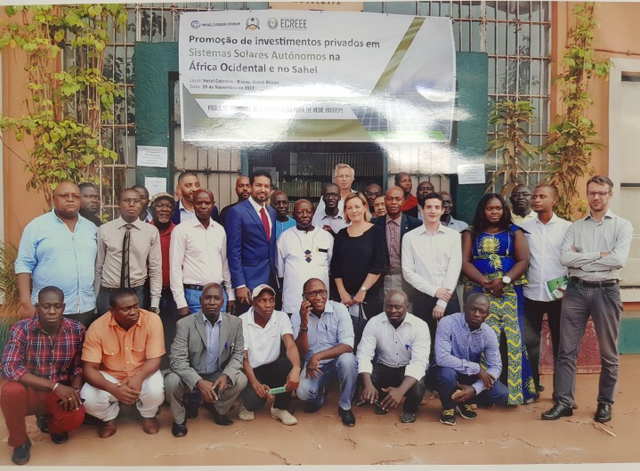 Regional Off-Grid Electrification Project (ROGEP) presented in Guinea Bissau