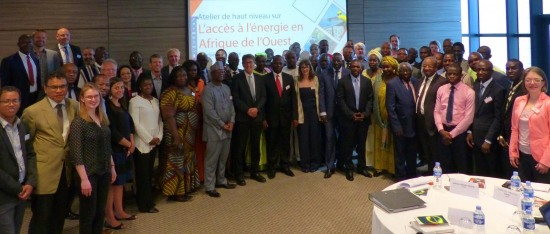 Clean energy-powered mini-grids in the ECOWAS region