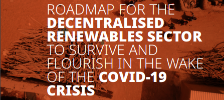 Roadmap for the DRE sector to survive and flourish in the wake of the COVID-19 crisis