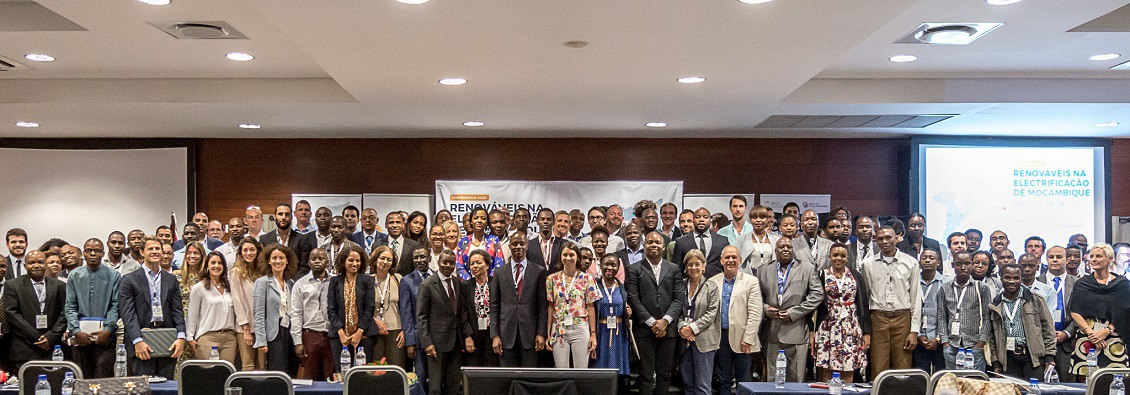 RENEWABLES IN THE ELECTRIFICATION OF MOZAMBIQUE Conference