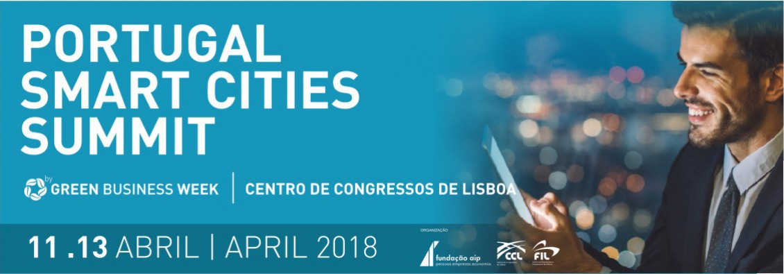 Portugal SmartCities Summit by GBW 2018